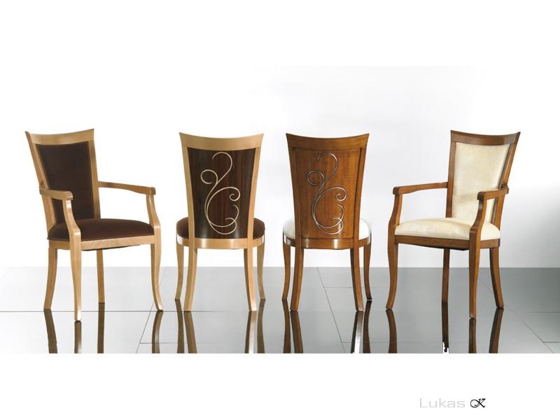 stylová židle 012SP a 012BP