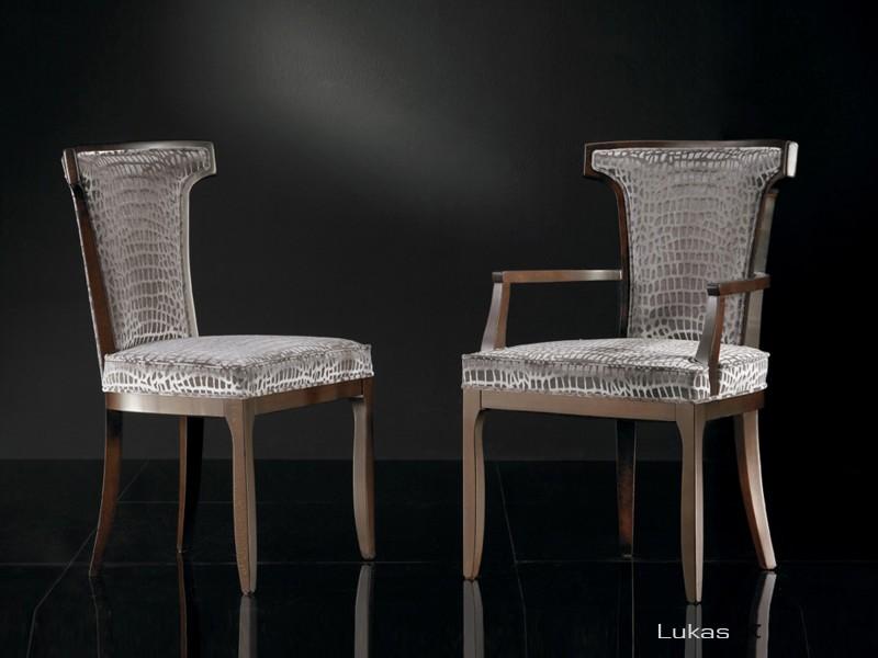 luxusní stylová židle 18BP a 18SP