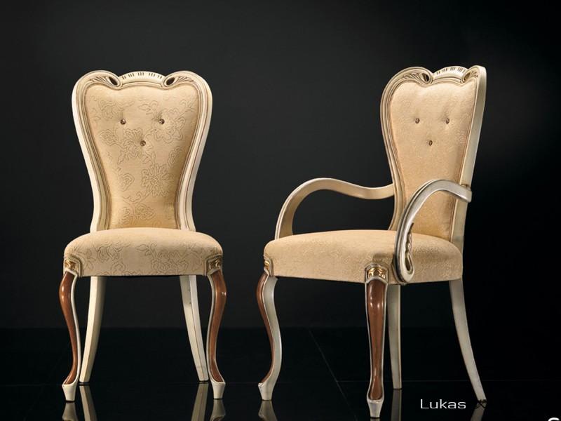 luxusní stylová židle 3410
