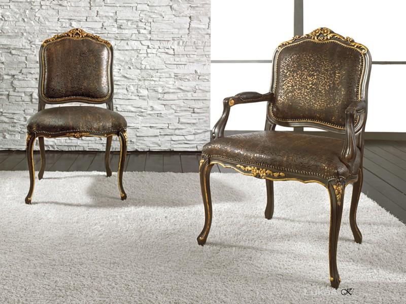 luxusní stylová židle 5920