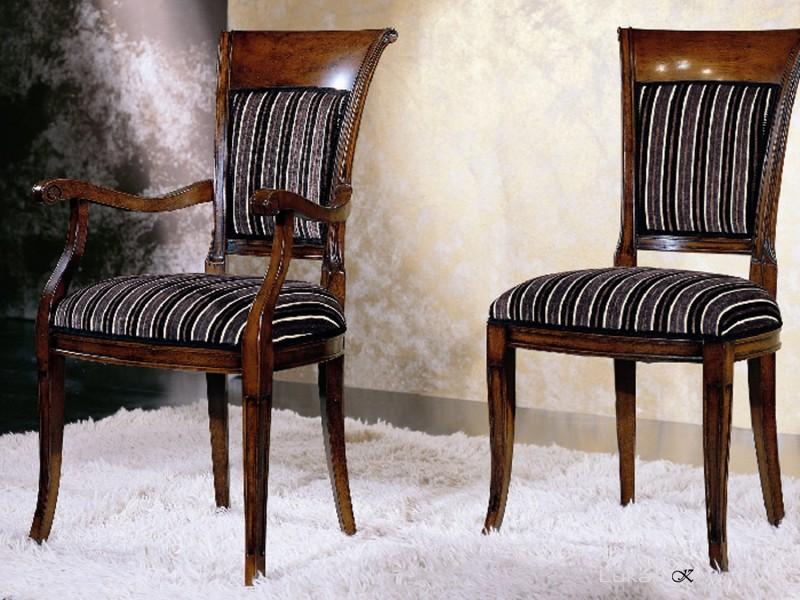 stylová čalouněná židle 7610
