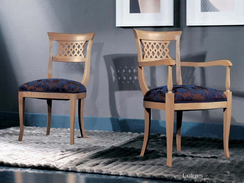 stylová čalouněná židle 06BP a 06SP