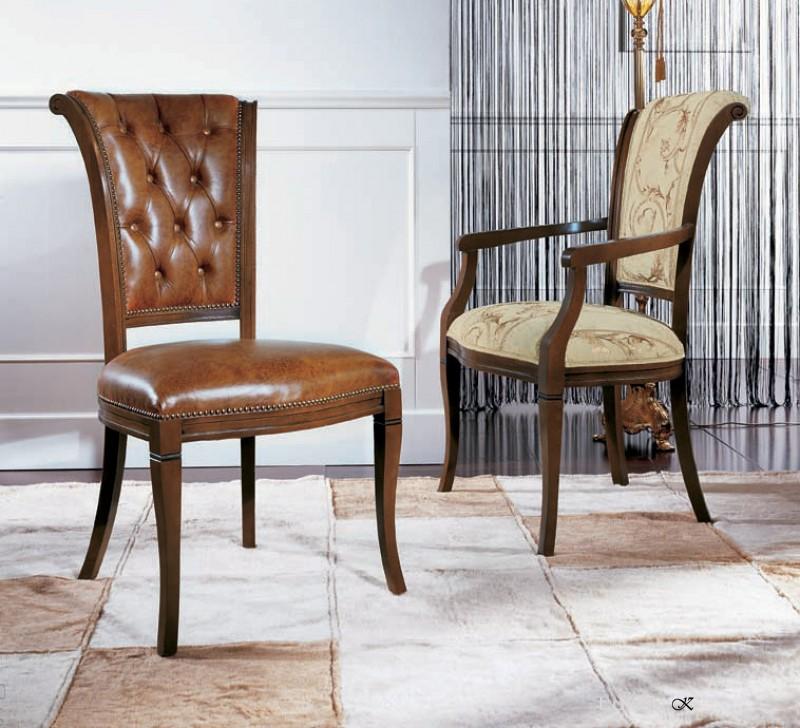stylová čalouněná židle 9920