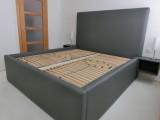 čalouněná postel 6018