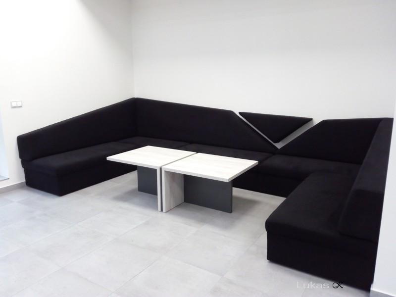 sedací nábytek pro recepci