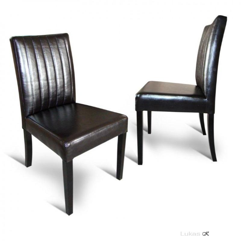čalouněná židle 98 TE prošitá