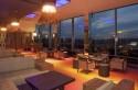 r. 2008  hotel HILTON Praha - sky bar