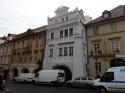 r. 2015  Praha - pension a restaurace MECENÁŠ  - Malostranské náměstí 10