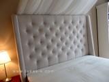čalouněná postel 5000