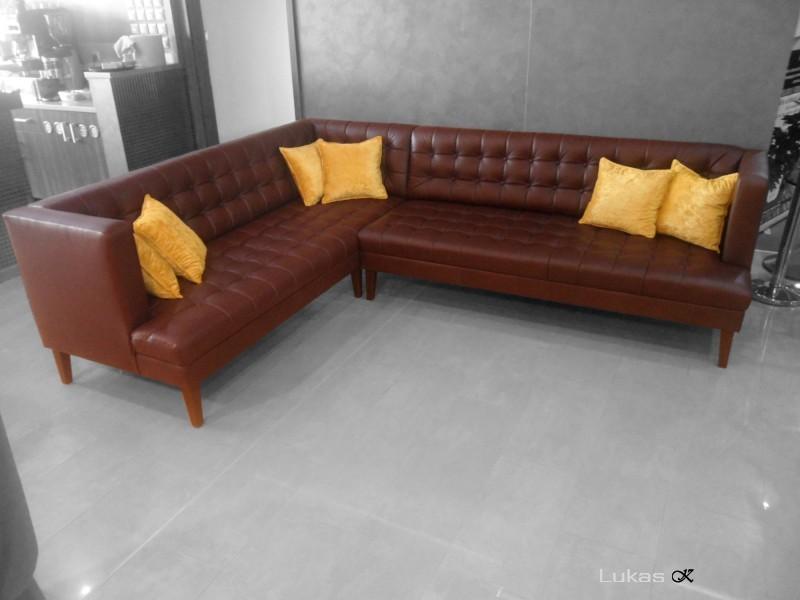 Ecke Sitzbänke-Sofa 3012