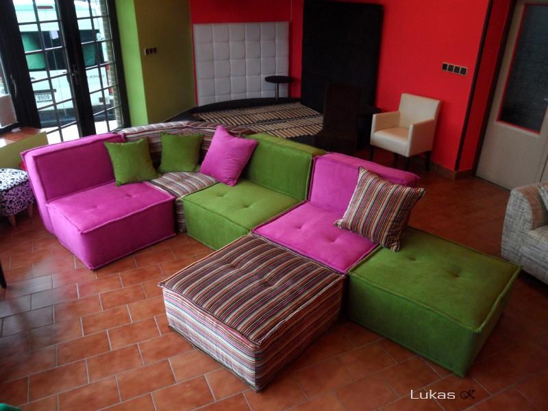 Design Ecke Sofa