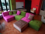 Design Ecke Sofa