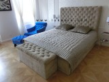 stylová čalouněná postel 5010 s přistýlkou nebo šuplíkem