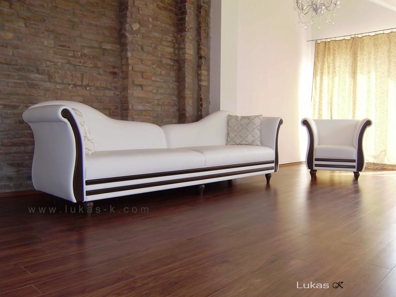 sofa QUEEN ELIZABHET 4017