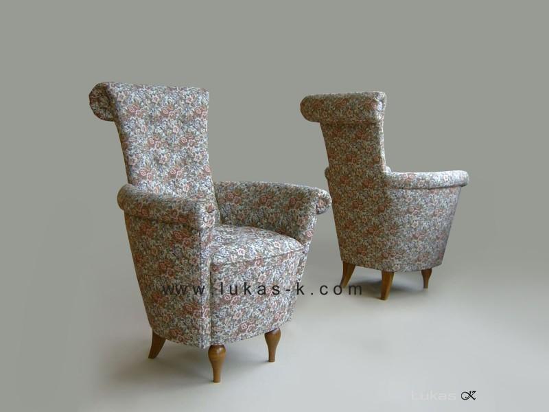 židle-křesílko SETHI 02