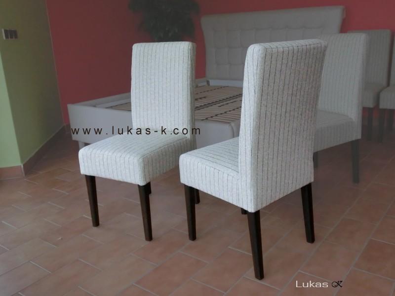 čalouněná židle 107