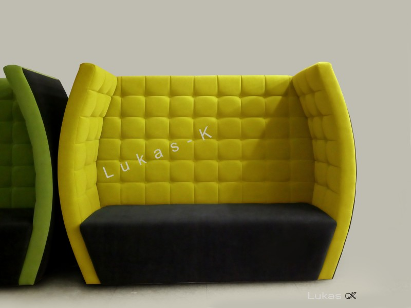 designový sedací box - lavice 3025