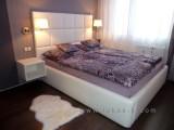 moderní čalouněná postel SYDNEY 01