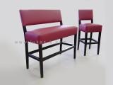 barová židle a lavice AT