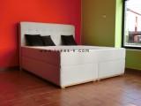 čalouněná postel 6013 California