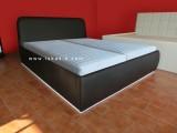 čalouněná postel 6009  NEVADA