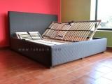 čalouněná postel 6000