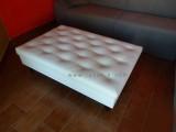 luxusní stylový taburet 1026