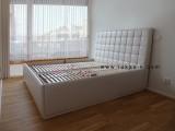čalouněná postel 6016