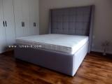 čalouněná postel 6027